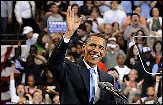Obama Victory AFP